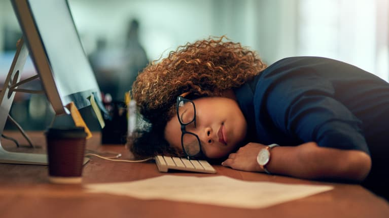Asleep on the Job: When to Discipline, When to Accommodate