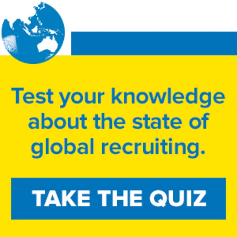 Global Recruiting Tips for HR