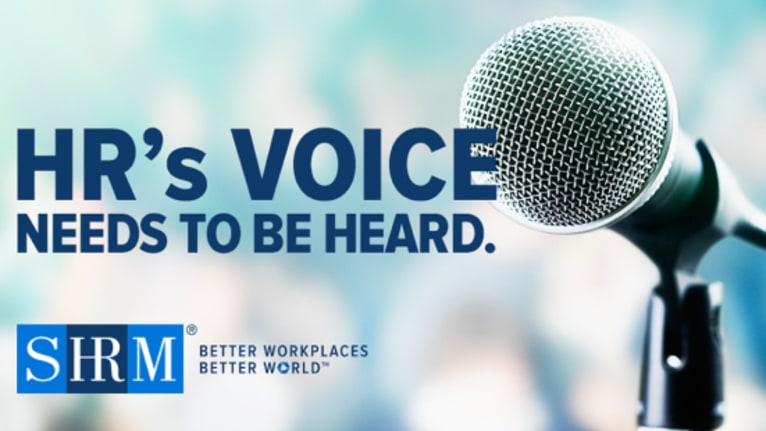 SHRM - The Voice of All Things Work
