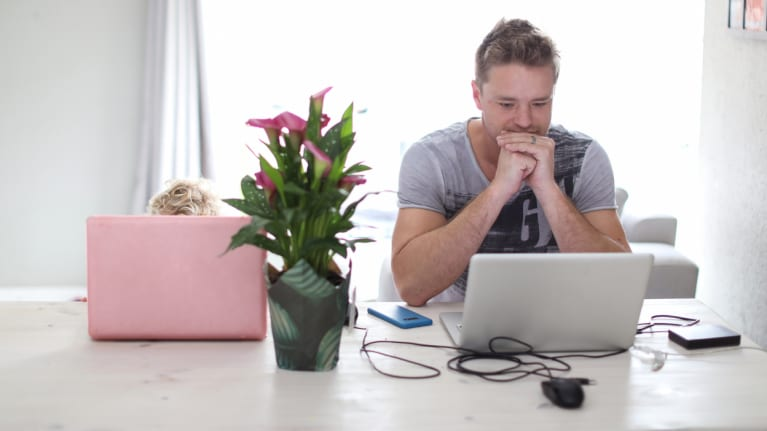 Millennials Say They Are Struggling More To Work From Home