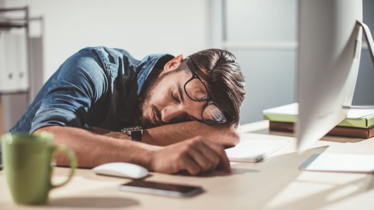 Termination for Sleeping at Work Upheld