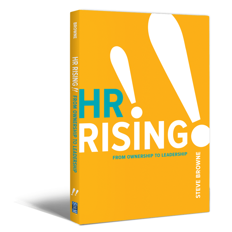 cover of HR Rising!!