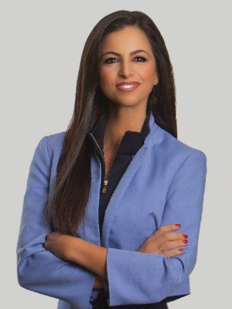 Susana Suarez Gonzalez, EVP & chief human resources, diversity and inclusion officer at International Flavors & Fragrances Inc.