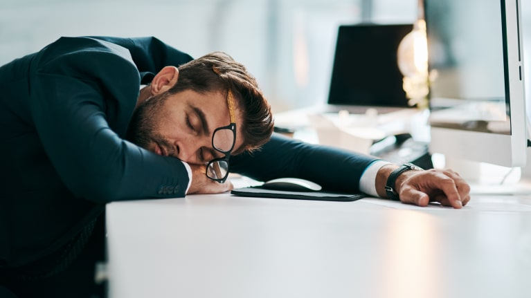 Employer Couldn't Selectively Enforce Prohibition on Sleeping on the Job