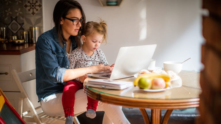 The Wage Gap Is Wider for Working Mothers