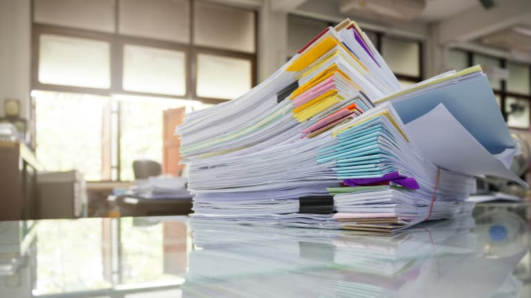 Top 10 Mistakes in Handling I-9 Forms