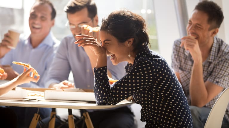 How Humor Can Keep Employees Engaged