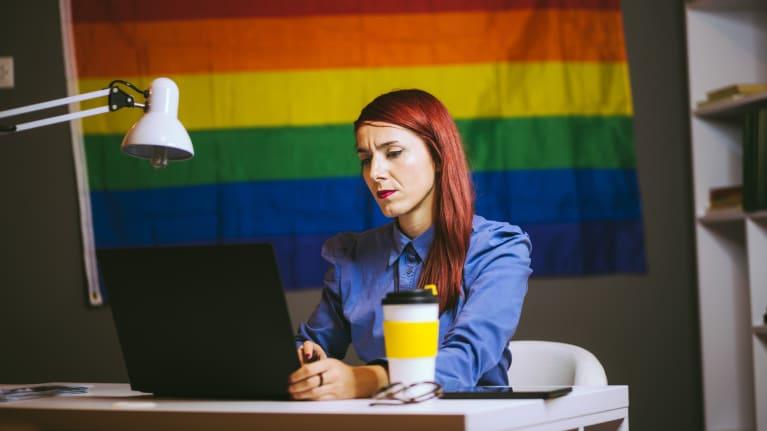 Supreme Court Hears LGBTQ Job Discrimination Cases