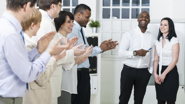 Viewpoint: Why Showing Gratitude to Employees Is as Important as Generating Revenue