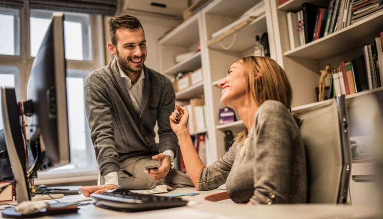 Workplace Romance Can Give Employers Heartburn