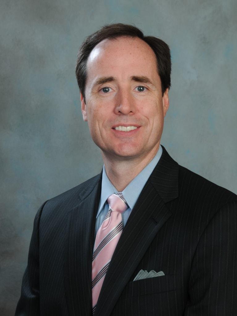Headshot of Sean Roddy, CFO