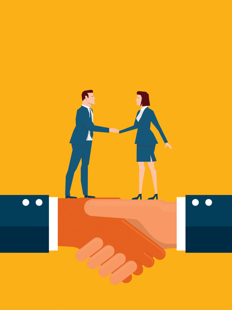 Retaining Talent During Mergers and Acquisitions