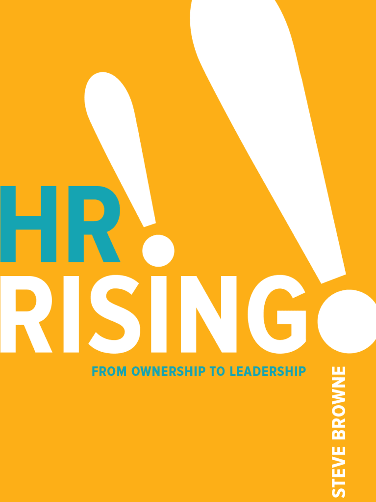 HR Rising!! bookcover