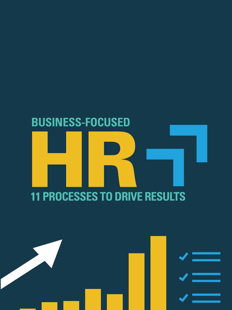 3 Steps for Building the Business-Focused HR Scorecard