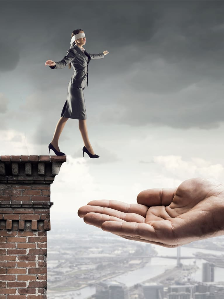 How to Grow Your Career by Embracing Risk