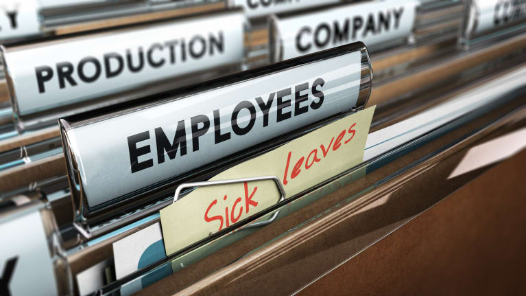 Massachusetts High Court Says Sick Pay Doesn't Constitute Wages