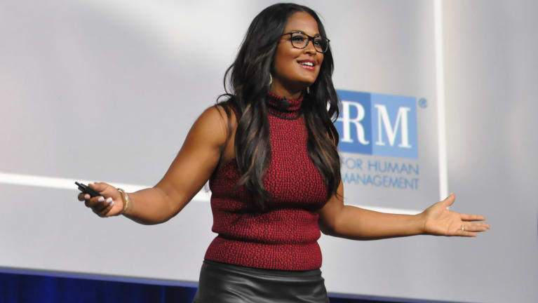 Laila Ali on Living Life with an All In Attitude