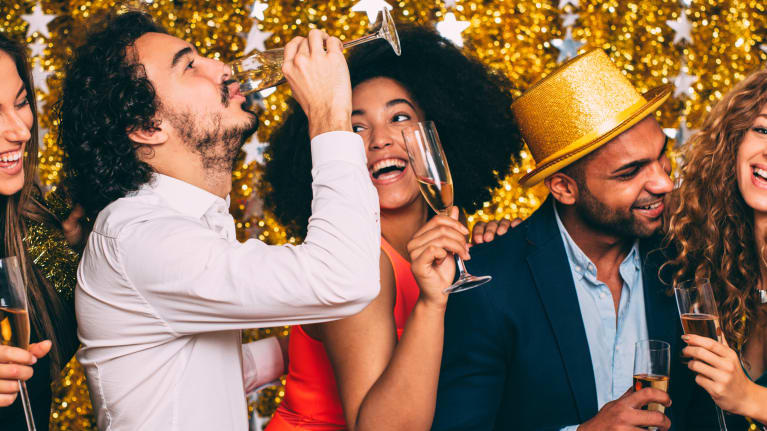 Food Fights, Brawls and Sprains—Get a Grip on Your Holiday Party