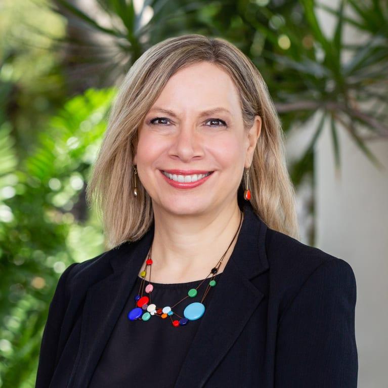 Janet Alberti, CPA headshot