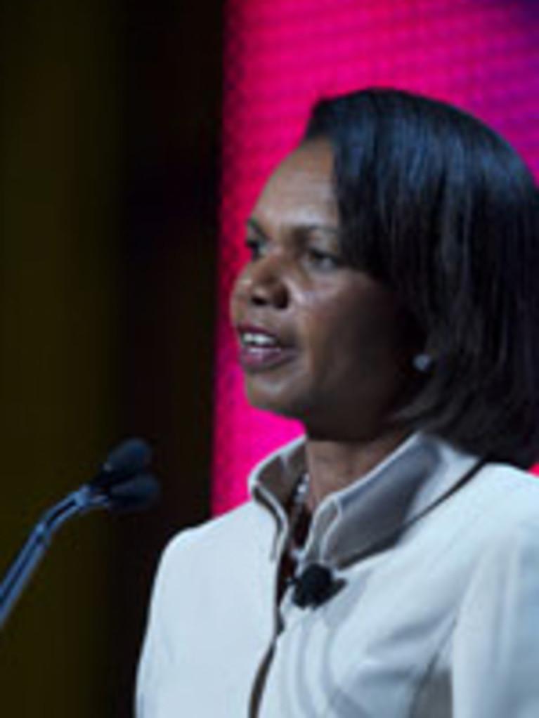 Condoleezza Rice Speaks at SHRM 2012 Annual Conference