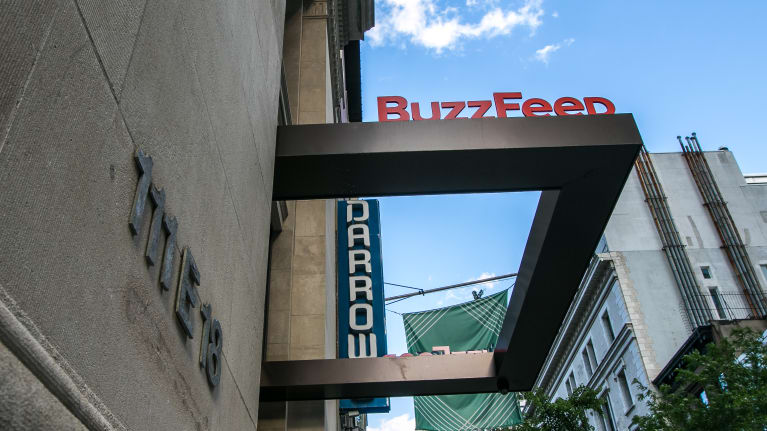 Laid-Off BuzzFeed Workers Demand Vacation Payout