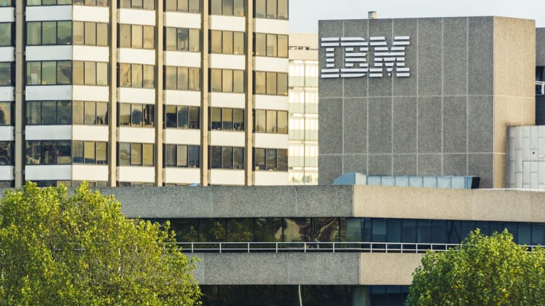 Age Bias Alleged at IBM