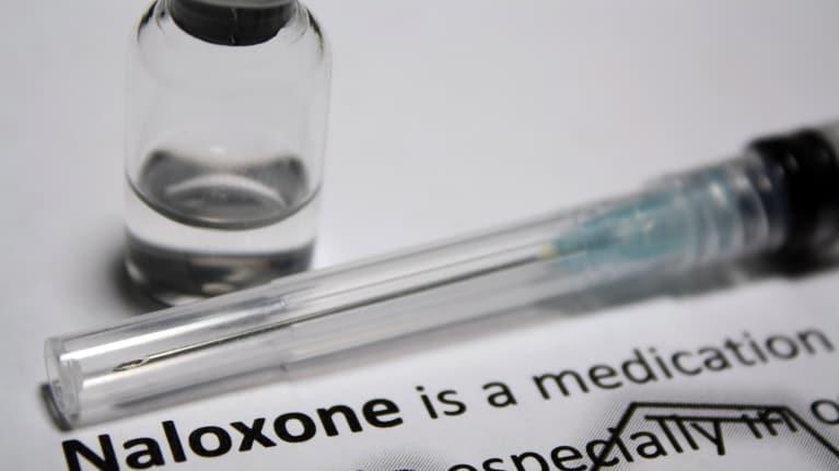 Employers Urged to Stock Opioid Overdose Antidote