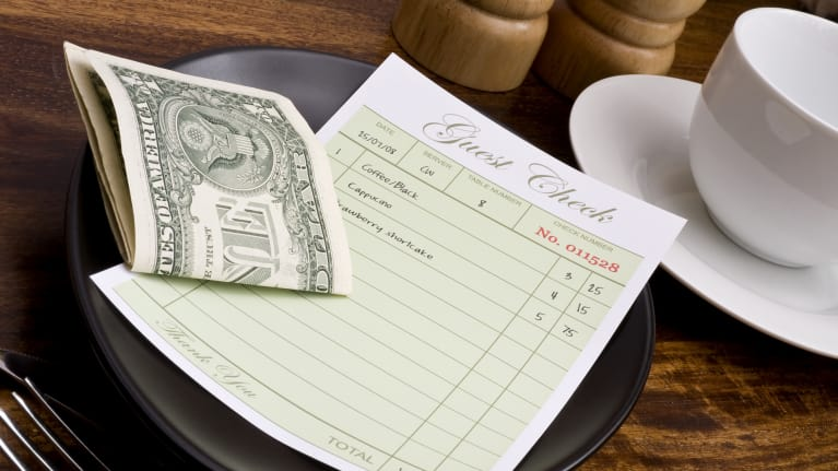 Review Tip-Credit Practices in Arizona, Hawaii and Idaho