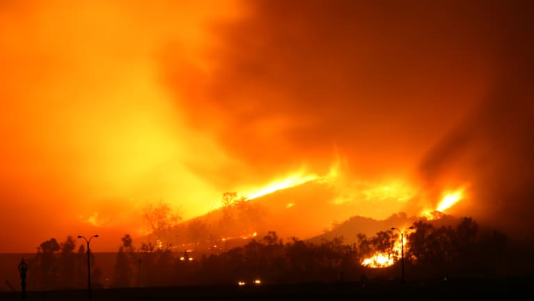 California Wildfires Trigger Employer Emergency Action Plans