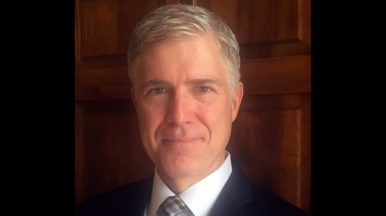 In Focus: Trump's Supreme Court Nominee Has Favored Employers in Past Decisions