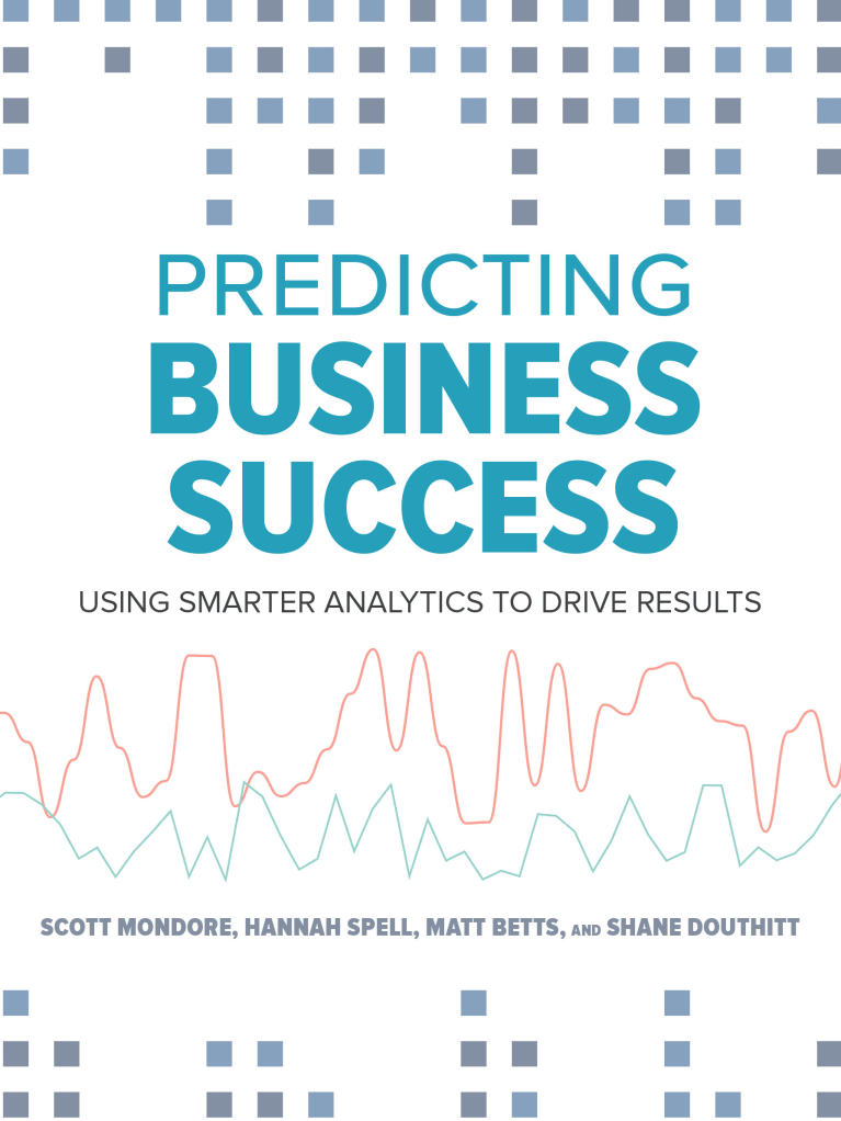Predicting Business Success: 6 Stops on the Business Partner Road Map