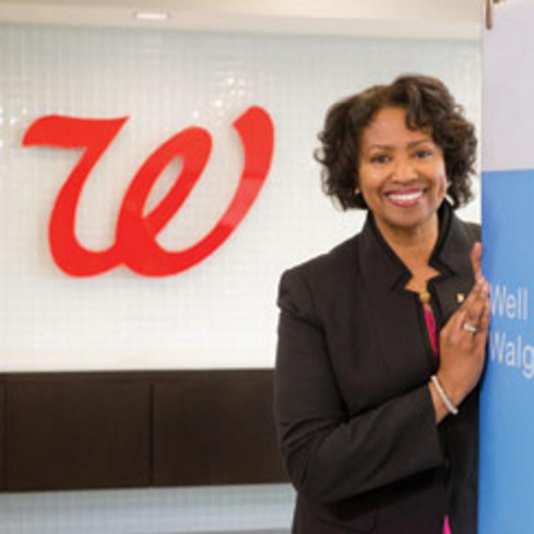 Kathleen Wilson-Thompson Leads HR at Walgreens