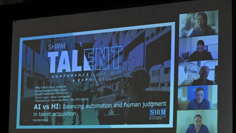 AI vs. HI: Balancing Automation and Human Judgment in Talent Acquisition