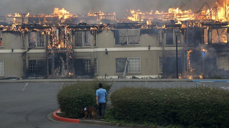 HR Director Seeks Jobs for Hotel Workers Displaced by California Fires