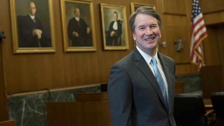 How Has High-Court Nominee Brett Kavanaugh Ruled on Workplace Issues?