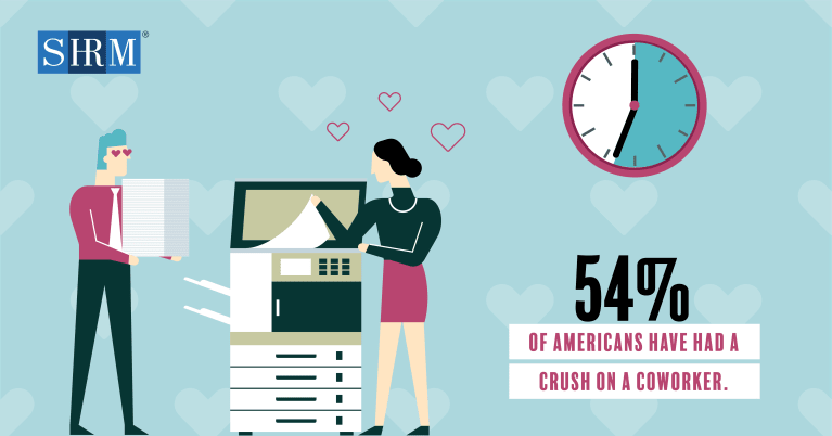 Crushing on Your Co-Worker? You're Not Alone