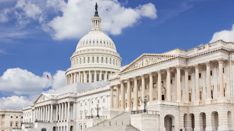Senate Strikes Down Reporting Requirement for Federal Contractors