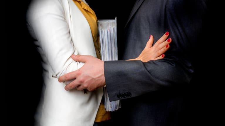 sexual harassmenet at work