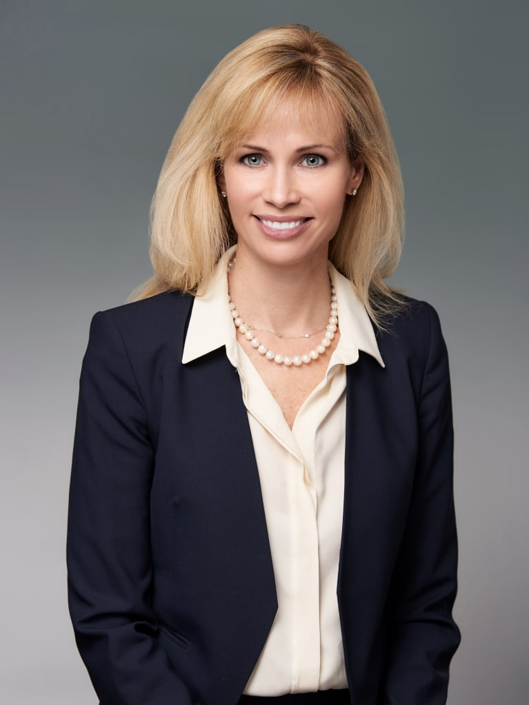 Lisa Connell, Executive Director of HRPS