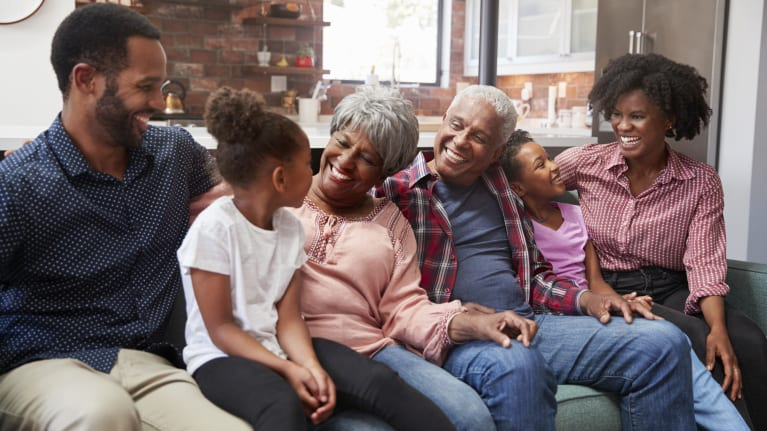 multigenerational family
