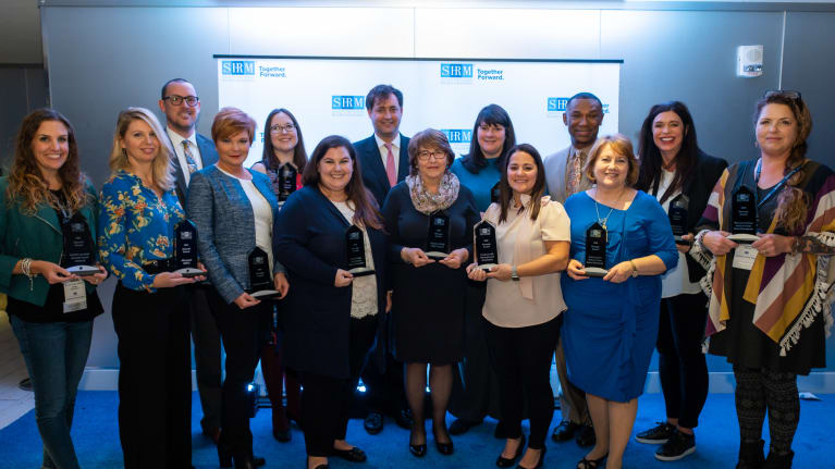 SHRM Chapters and Councils from 11 States Win Pinnacle Awards for Exceptional HR Programs