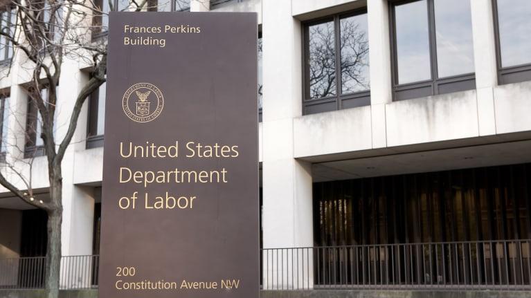 U.S. Department of Labor headquarters