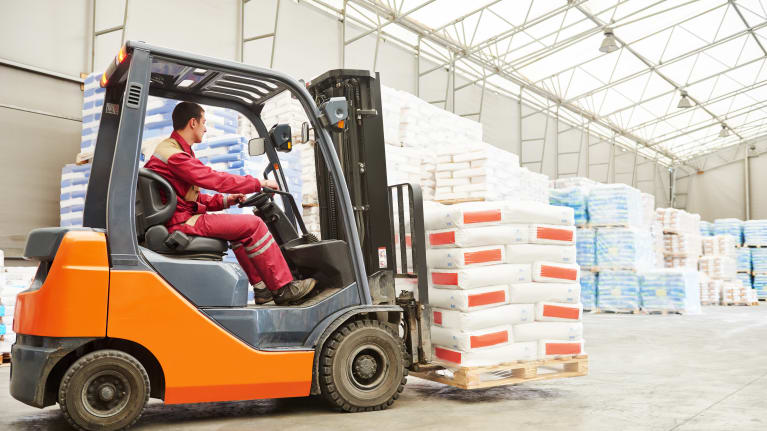 Company Violated ADA by Reassigning Forklift Driver Who Is Deaf