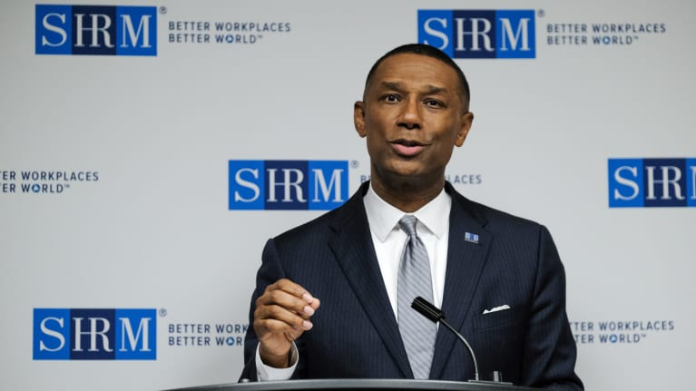 SHRM CEO Outlines 2019 Public-Policy Initiatives