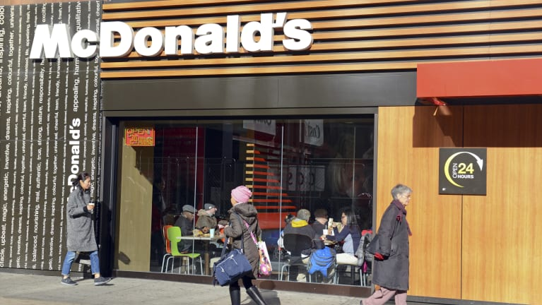 NLRB Rules for McDonald's in Joint-Employer Settlements