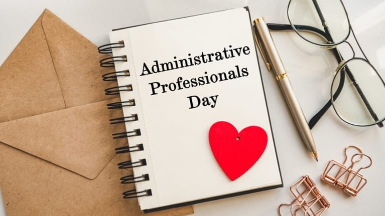 How to Thank Your Administrative Professionals