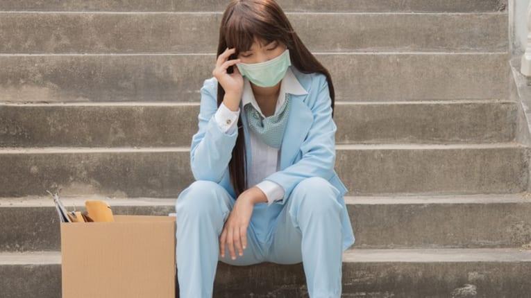 lost job due to coronavirus