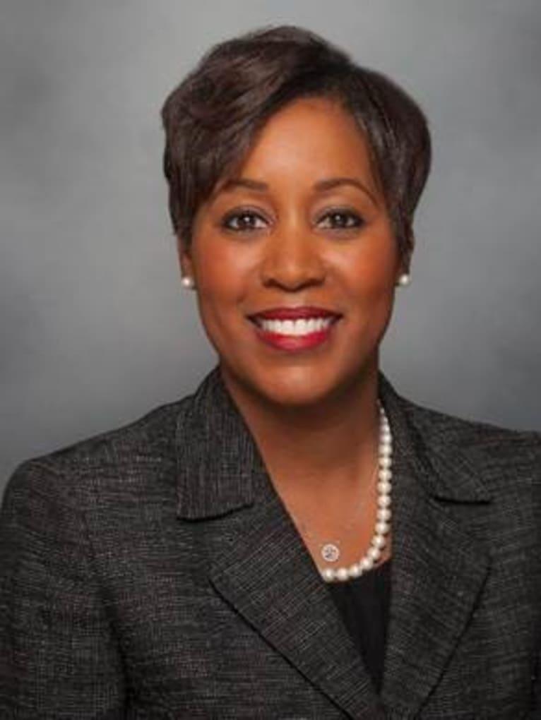 Monica Morris, senior director for national workforce planning and development at Kaiser Permanente.\