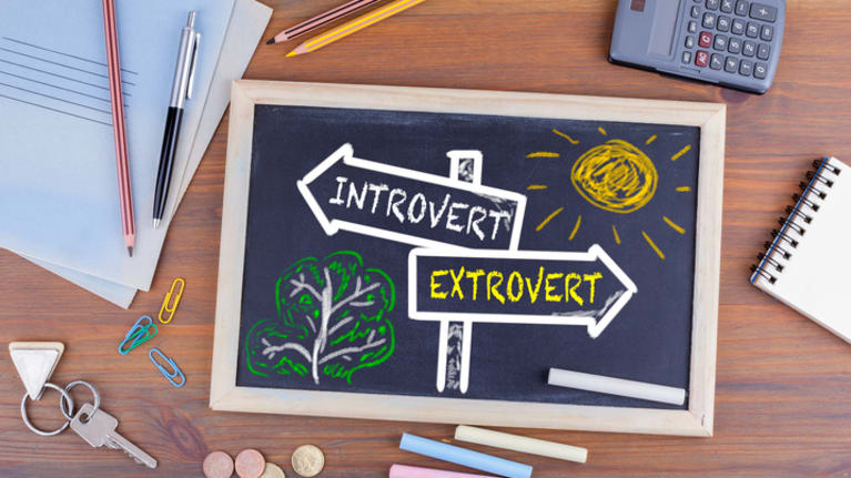 Extroverts and Introverts: How to Get the Best Work from Both