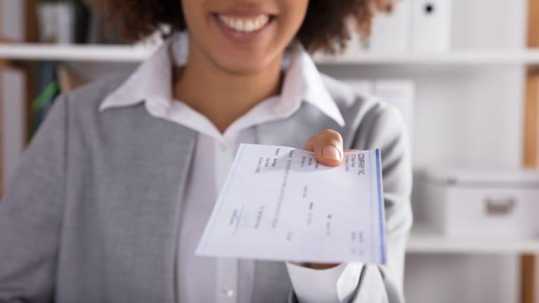 Wages and Salaries Finally Perk Up